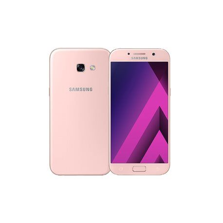 samsung galaxy a520 a5 2017 peach cloud mobile phone megatel. Black Bedroom Furniture Sets. Home Design Ideas