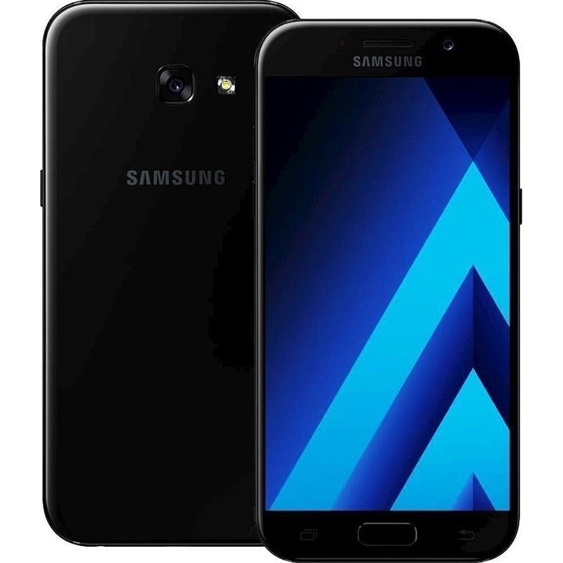 Samsung Galaxy A520 A5 2017 Black Mobile Phone Megatel