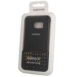 KEYBOARD COVER SAMSUNG GALAXY S7 G930 DARK GLASS