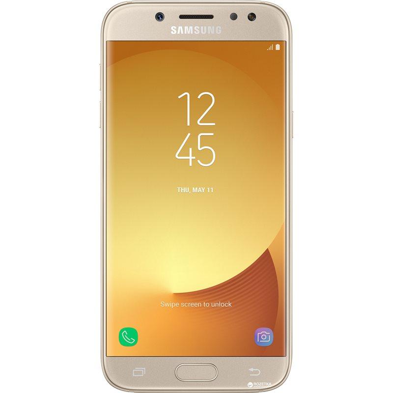 samsung galaxy j530 j5 2017 dual sim gold mobile phone megatel. Black Bedroom Furniture Sets. Home Design Ideas