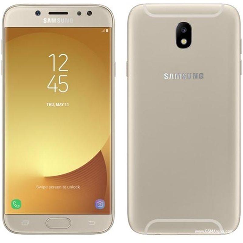 samsung galaxy j730 j7 2017 dual sim gold mobile phone. Black Bedroom Furniture Sets. Home Design Ideas