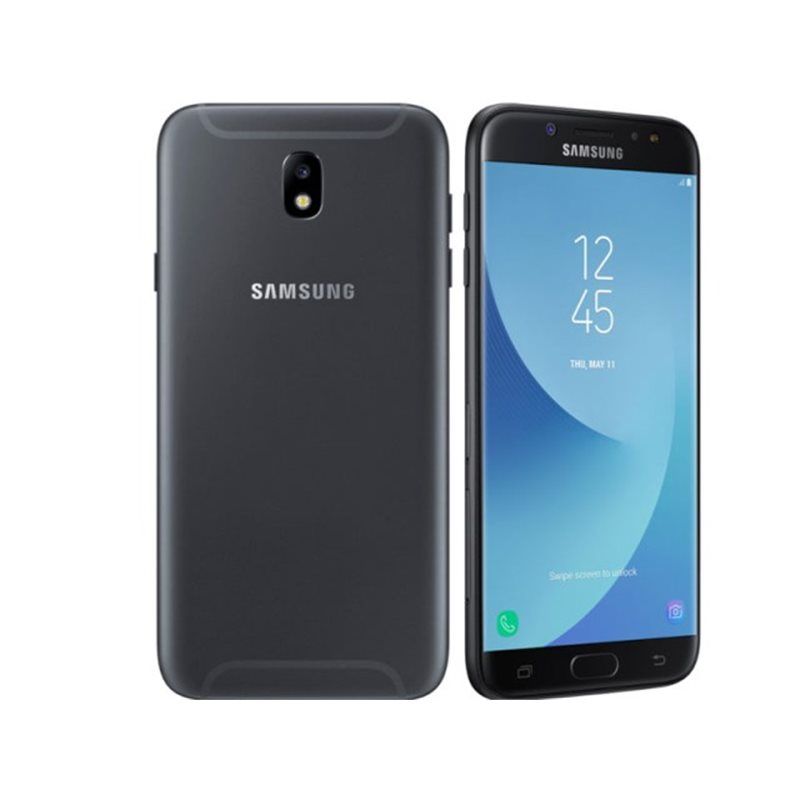 Samsung galaxy j730 j7 2017 dual sim black mobile phone for Portable samsung j