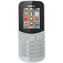 NOKIA 130(2017) DUAL SIM GREY MOBILE PHONE