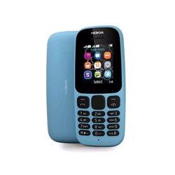 NOKIA 105(2017) DUAL SIM BLUE MOBILE PHONE