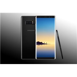 SAMSUNG GALAXY Note8 DS,64GB, MIDNIGHT BLACK MOBILE PHONE