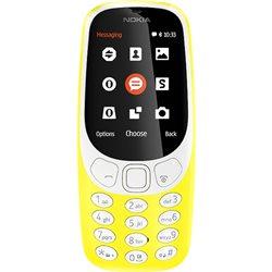 NOKIA 3310 DUAL,YELLOW MOBILE PHONE