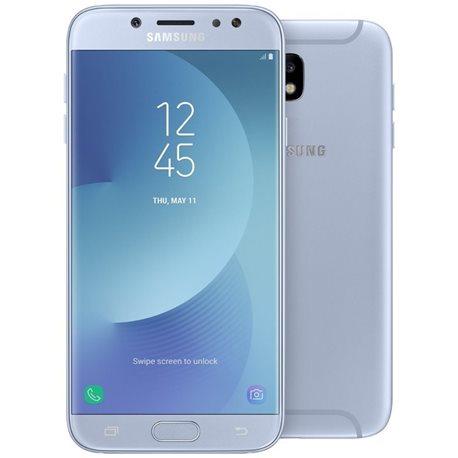samsung galaxy j530 j5 2017 single sim silver blue mobile phone megatel. Black Bedroom Furniture Sets. Home Design Ideas