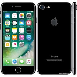 IPHONE 7 ,32GB , JET BLACK , NEVER LOCKED