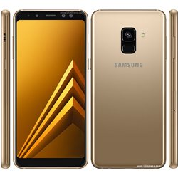 SAMSUNG GALAXY A530 DS / A8 (2018) GOLD MOBILE PHONE