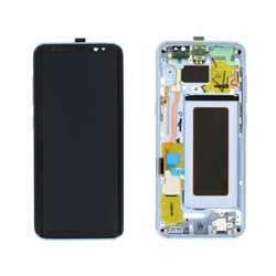 LCD with Touch G950 BLUE, SAMSUNG GALAXY S8
