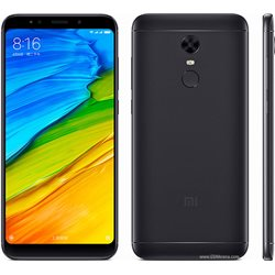 XIAOMI REDMi 5+ DUAL 3GB/32GB BLACK MOBILE PHONE