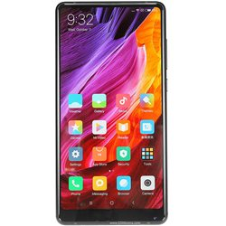 XIAOMI Mi MIX2 DUAL 6GB/64GB BLACK MOBILE PHONE