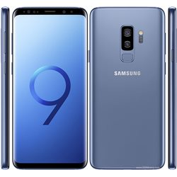 SAMSUNG GALAXY S9+ G965 64GB CORAL BLUE MOBILE PHONE