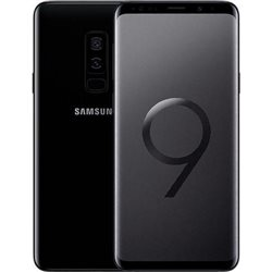 SAMSUNG GALAXY S9+ DS G965 64GB MIDNIGHT BLACK MOBILE PHONE