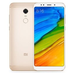XIAOMI REDMi 5 DUAL 3GB/32GB GOLD MOBILE PHONE