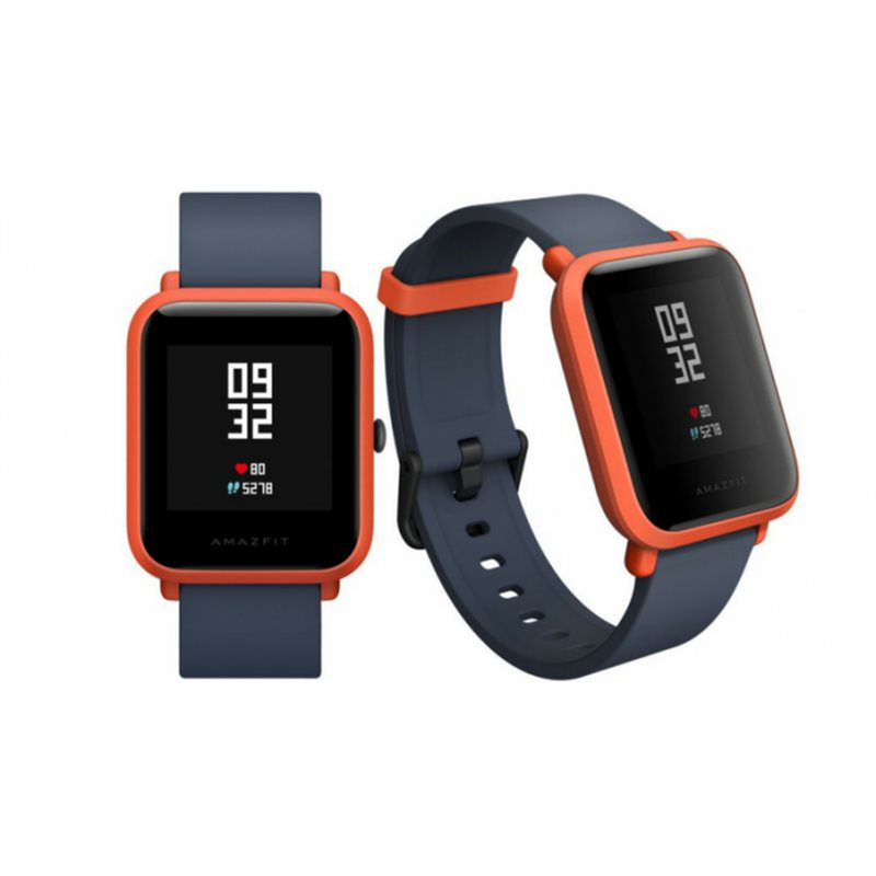 Xiaomi Huami Amazfit Bip Smart Watch Red Megatel