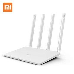 XIAOMI Mi WiFi Router 3 (AC1200) White ,1200Mbps