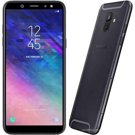 SAMSUNG GALAXY A6 A600 32GB BLACK MOBILE PHONE