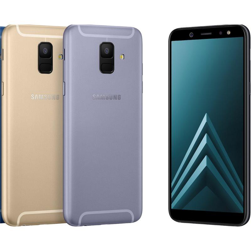 samsung galaxy a6 a600 32gb gold mobile phone megatel