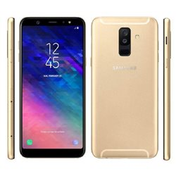 SAMSUNG GALAXY A6+ DS, A605 32GB GOLD MOBILE PHONE