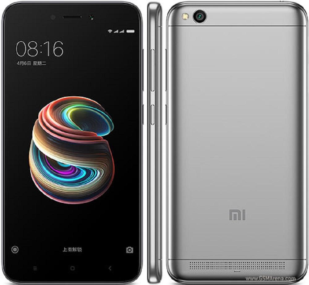 Xiaomi Redmi 5a Dual 2gb 16gb Gray Mobile Phone Megatel Touchscreen