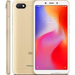 XIAOMI REDMi 6A DUAL 3GB/32GB GOLD MOBILE PHONE