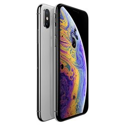IPHONE XS 64GB SILVER, NEVER LOCKED