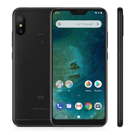 XIAOMI Mi A2 LITE DUAL 3GB/32GB BLACK MOBILE PHONE