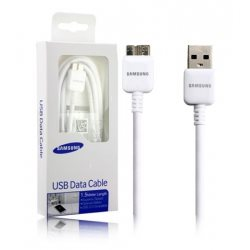 SAMSUNG GALAXY NOTE3 MICRO-USB 3.0 DATA CABLE WHITE