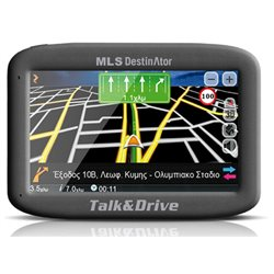 GPS DESTINATOR MLS TALK & DRIVE ANDROID 5.0""