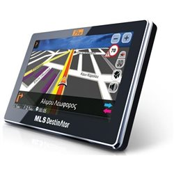 "GPS DESTINATOR MLS -PRO 50 5.0"" CYPRUS-GREECE"