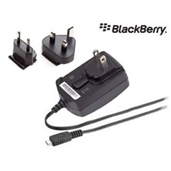 ASY-18080-001 TRAVEL CHARGER MICRO USB BLACKBERRY