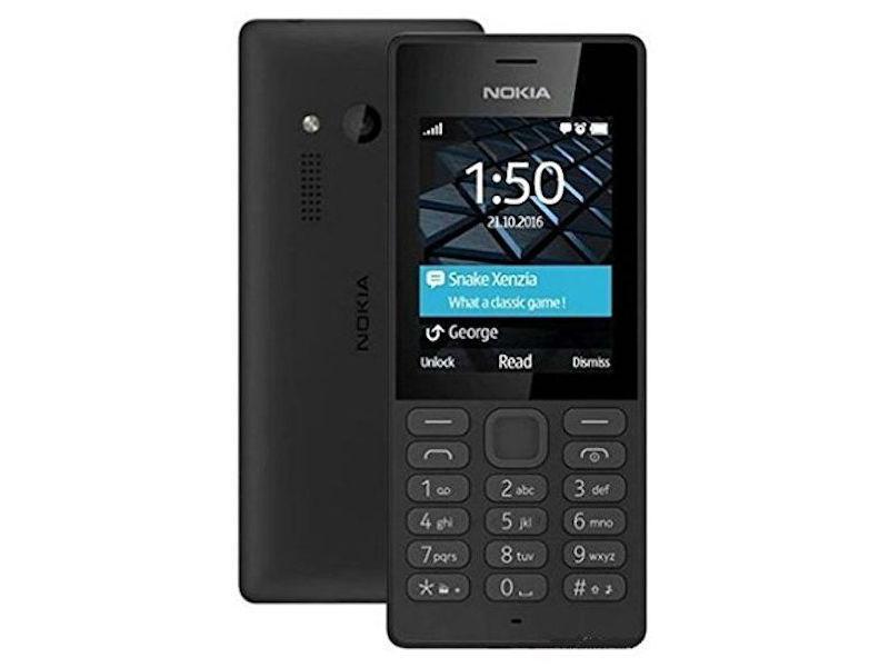 Nokia 150 – Dual Sim – Black