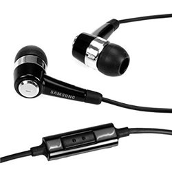 STEREO HANDS FREE EHS44ASSBE 3.5mm BLACK SAMSUNG ORIGINAL