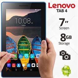 LENOVO TAB 4, 7'', WiFi, 8GB ROM, 1GB RAM