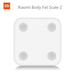 XIAOMI Mi Smart Body Fat Scale 2 White
