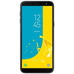SAMSUNG GALAXY J600/J6(2018) DUAL SIM BLACK MOBILE PHONE