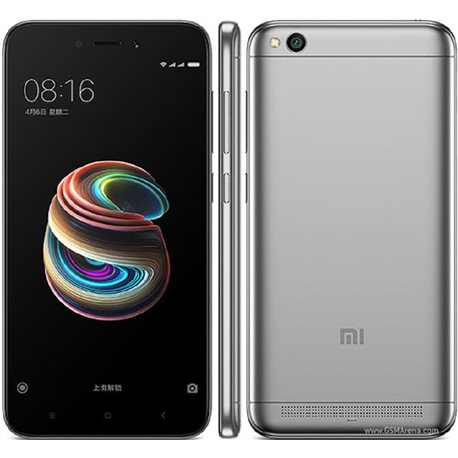 XIAOMI REDMi 5A DUAL 2GB/16GB GRAY MOBILE PHONE - MegaTeL