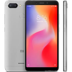 XIAOMI REDMi 6 DUAL 3GB/32GB GREY MOBILE PHONE