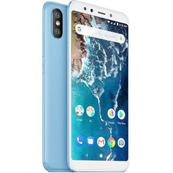 XIAOMI Mi A2 DUAL 4GB/64GB BLUE MOBILE PHONE