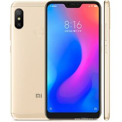 XIAOMI Mi A2 LITE DUAL 4GB/64GB GOLD MOBILE PHONE
