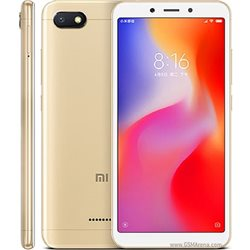 XIAOMI REDMi 6A DUAL 2GB/16GB GOLD MOBILE PHONE
