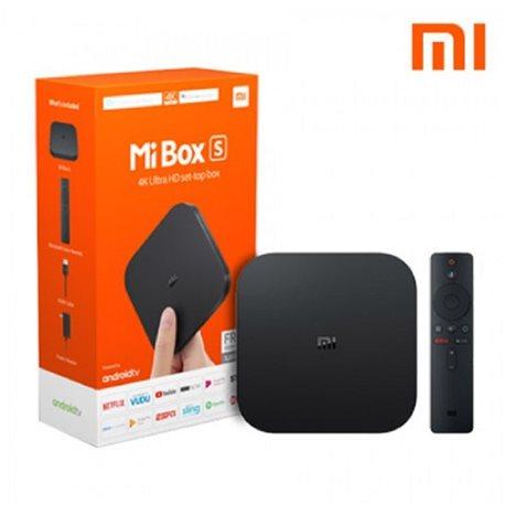 XIAOMI Mi TV Box-S 4K, Black