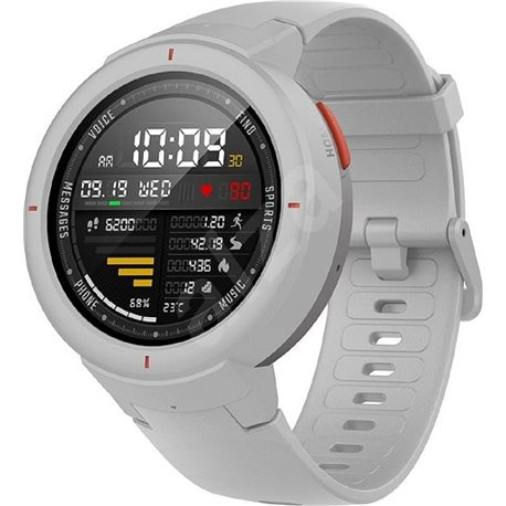 XIAOMI Huami AMAZFIT Verge Smart Watch White
