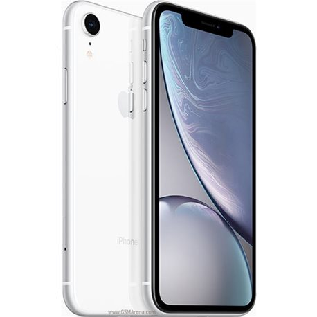 IPHONE XR 64GB WHITE, NEVER LOCKED