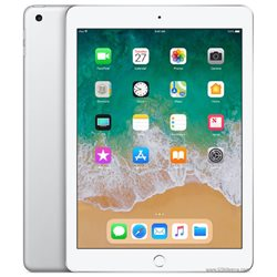APPLE IPAD (6TH GENERATION) 128GB WIFI SILVER