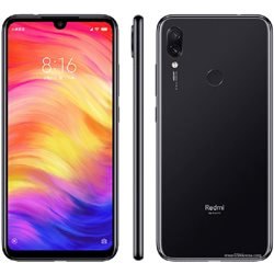 XIAOMI REDMi NOTE 7 DUAL 4GB/128GB BLACK MOBILE PHONE