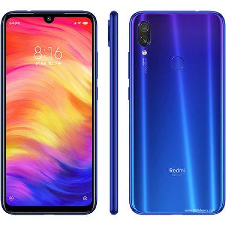 XIAOMI REDMi NOTE 7 DUAL 4GB/128GB BLUE MOBILE PHONE