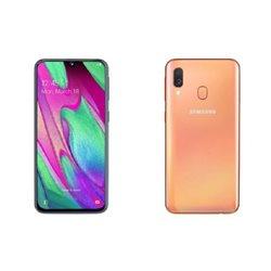 SAMSUNG GALAXY A405/A40(2019) DUAL SIM CORAL MOBILE PHONE