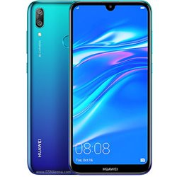 HUAWEI Y7 (2019) DUAL SIM BLUE MOBILE PHONE